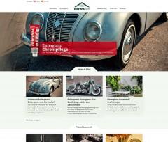 Website Neugestaltung