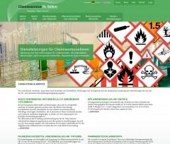 CMS für Chemieservice Halle