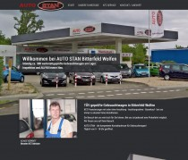 Webdesign & CMS für Gebrauchtwagenhändler