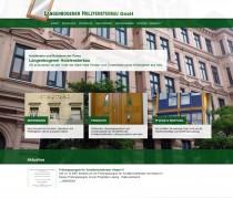 Redesign CMS für Fensterbauer